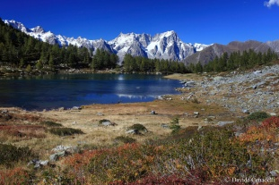 Monte Bianco, Lago d'Arpy